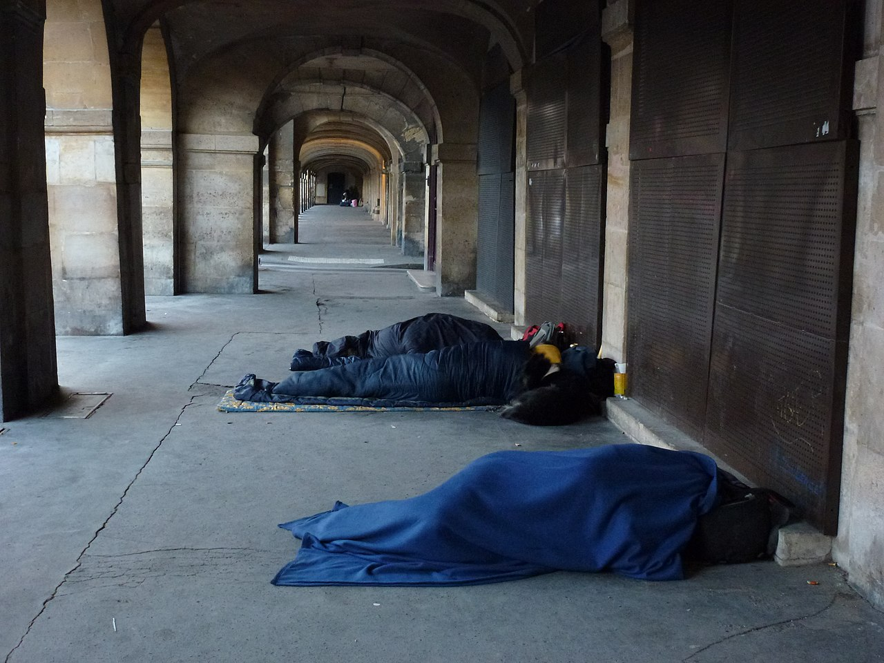 an overview of the homeless problem put the homeless to work Homelessness is a solvable problem the help needed to put their life the center of a system for ending homelessness evolved into the core work of.