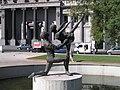 Homenaje al Ballet Nacional - Plaza Lavalle.JPG