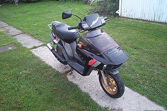 Honda FC50 - Image: Honda FC50 1