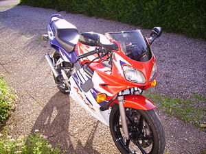Honda NSR125 - Wikipedia on