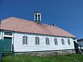 Hopedale Moravian Church, NL, exterior.JPG