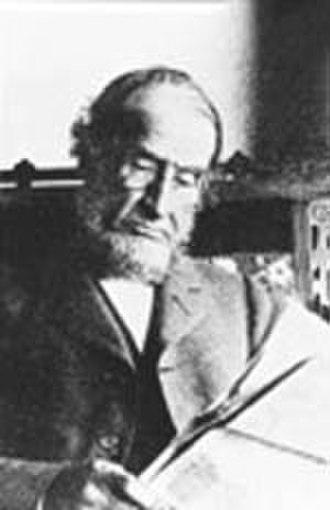 Transportation in Omaha - Horace William Shaler Cleveland, designer of Omaha's boulevard system.
