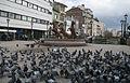 Horses statue, Eskişehir.jpg