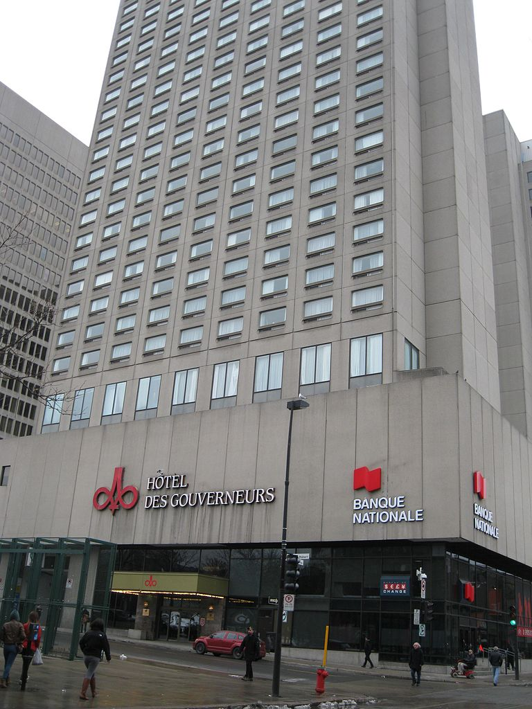Hotel Gouverneur Place Dupuis Montreal Bed Bugs