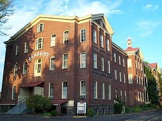 House of Providence (Vancouver, Washington) - Image: House of Providence in Vancouver, WA (2)