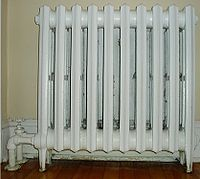 Radiator (heating)