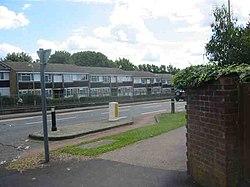 Housing Aycliffe Dr Hemel Hempstead - geograph.org.uk - 43664