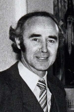 Hugh Templeton - Templeton in 1981
