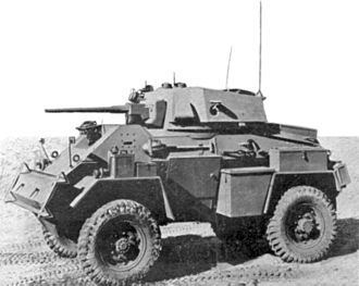 Humber Armoured Car - Humber Mk IV Armoured Car