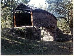 Humpback Covered Bridge - Wikipedia