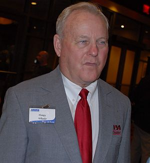 Humpy Wheeler - Wheeler in 2010