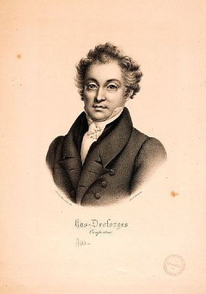 Pierre-Louis Hus-Desforges - Image: Hus Desforges