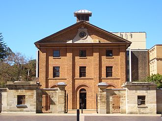Hyde Park Barracks, Sydney - Hyde Park Barracks, Sydney