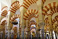 Hypostyle hall of the Mosque-Cathedral of Córdoba, Spain - DSC07198.JPG