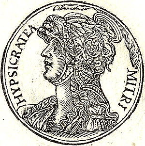 Hypsicratea - Hypsicratea from Promptuarii Iconum Insigniorum