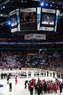 2012 IIHF World Championship Final