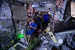 ISS-45 Crew Movie Night watch 'The Martian'.jpg
