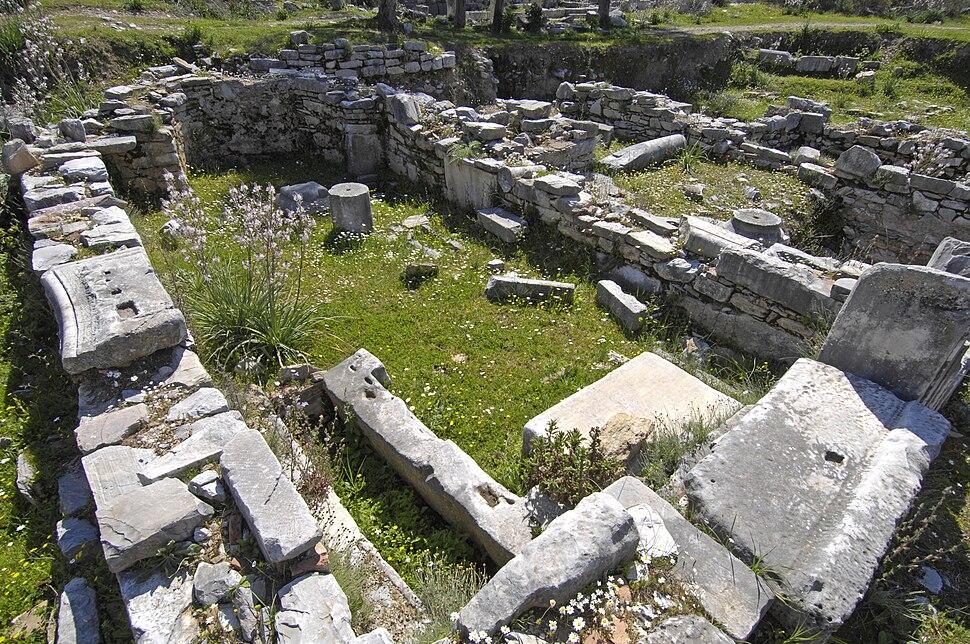 Iasos Basilica 5505