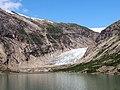 Ice Tognue of Nigardsbreen Glacier - 2013.08 - panoramio.jpg