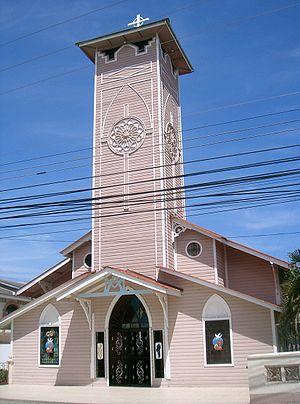 Tela: Iglesia San Antonio in Tela