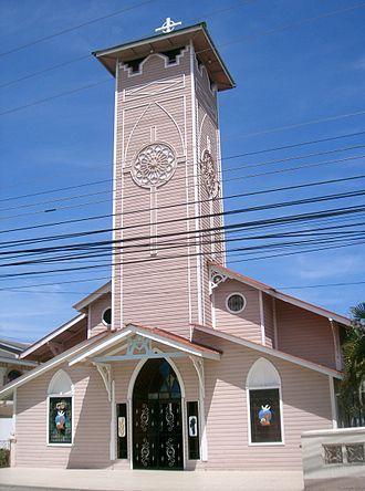 Tela - Iglesia San Antonio