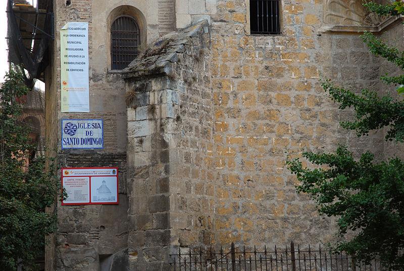 File:Iglesia de Santo Domingo (Granada) 2.jpg