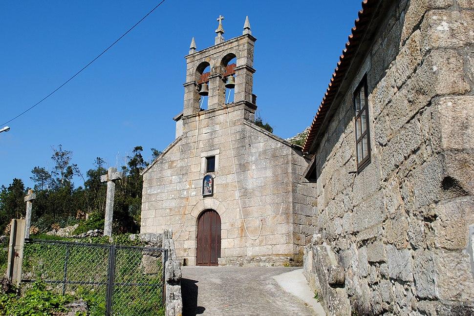 San Mamede de Pedornes.
