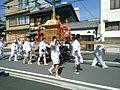 Imamiya shrine Kanko-sai 2013-05B.JPG