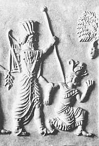Inarus, killed by Artaxerxes I.jpg
