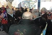 Inauguration de la branche vers Vieux-Condé de la ligne B du tramway de Valenciennes le 13 décembre 2013 (102).JPG