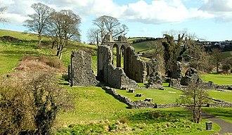 Downpatrick - Inch Abbey