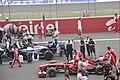 Indian Grand Prix, Scuderia Ferrari ( Ank Kumar) 06.jpg