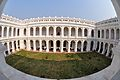 Indian Museum Building with Quadrangle - Inside West View - Indian Museum - Kolkata 2014-02-14 3301.JPG