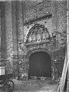 ingang van de toren na de brand - asperen - 20025847 - rce