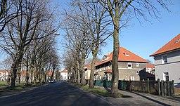 Stapelstraße in Ahlen
