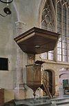 interieur, preekstoel - waalwijk - 20342656 - rce