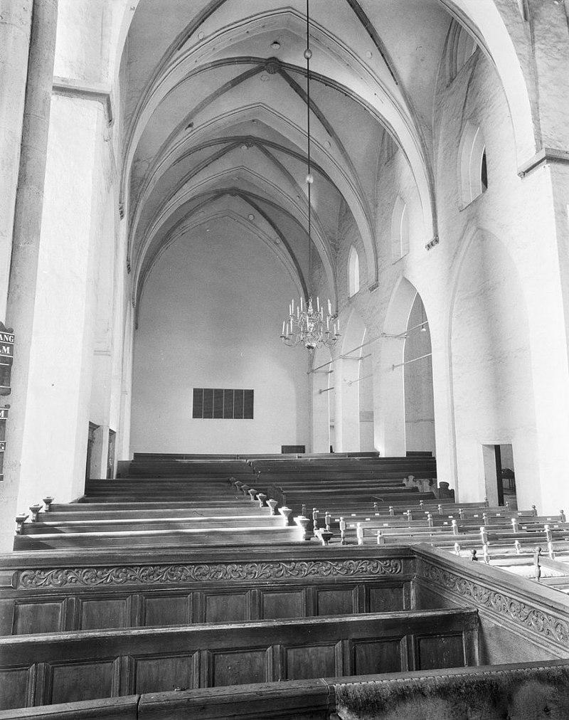 Sint joriskerk in amersfoort monument for Interieur amersfoort