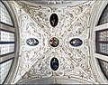 Interior of Santi Giovanni e Paolo (Venice) - Madonna of Peace ceiling.jpg