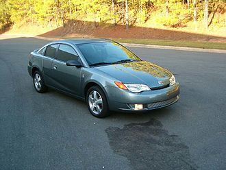 Saturn Ion - 2007 Saturn Ion 3 Quad Coupe