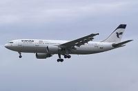 EP-IBA - A306 - Iran Air
