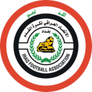 Iraq national school football team - Image: Iraq National Football Team Shirt Badge