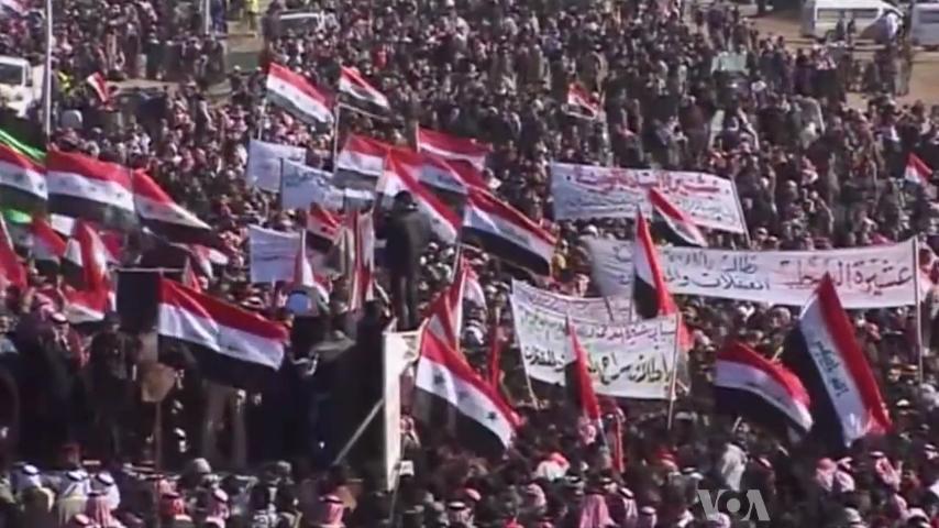 Iraq Sunni Protests 2013 7