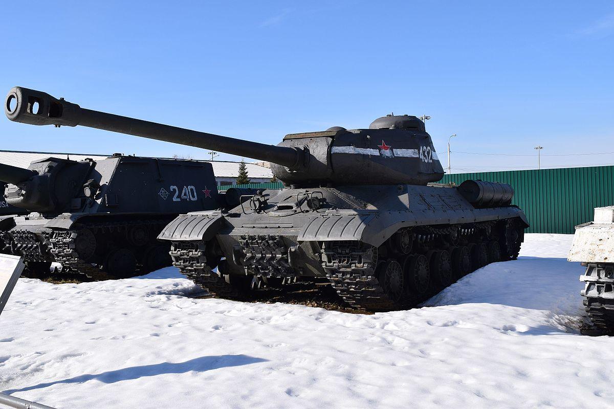 IS-2 - Wikipedia