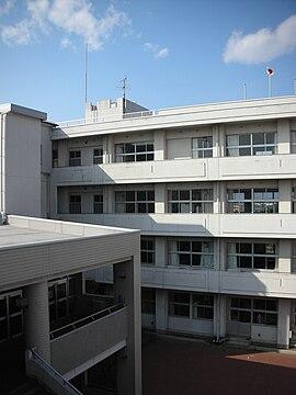 伊勢崎高等学校校舎