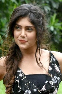 Ishita Chauhan snapped promoting their film Genius (06) (cropped).jpg