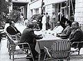 """Ispred hotela """"Istra"""", pred doček predsednika Sejšelske Republike Fransa Alberta Renea.jpg"""