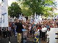 Israel manifestation, Stockholm, 2006-08-20 01.jpg