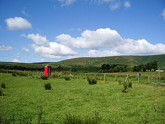 Bowland-with-Leagram - Image: It could be useful 2 geograph.org.uk 509504