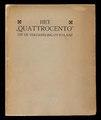 Italiaansche kunst der vijftiende eeuw uit de verzameling Otto Lanz - tentoongesteld in het Rijksmuseum, januari 1906 (IA gri 33125010318257).pdf