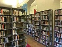 Italian Women's Library Bologna inside 2019.jpg